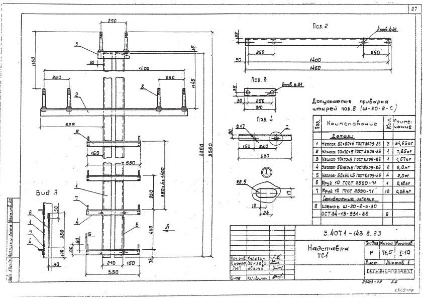Надставка ТС1-5719 руб.