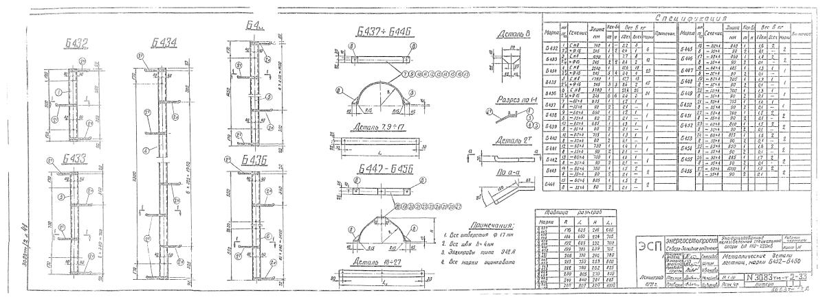 Б432-450 (3083тм-т2-33)