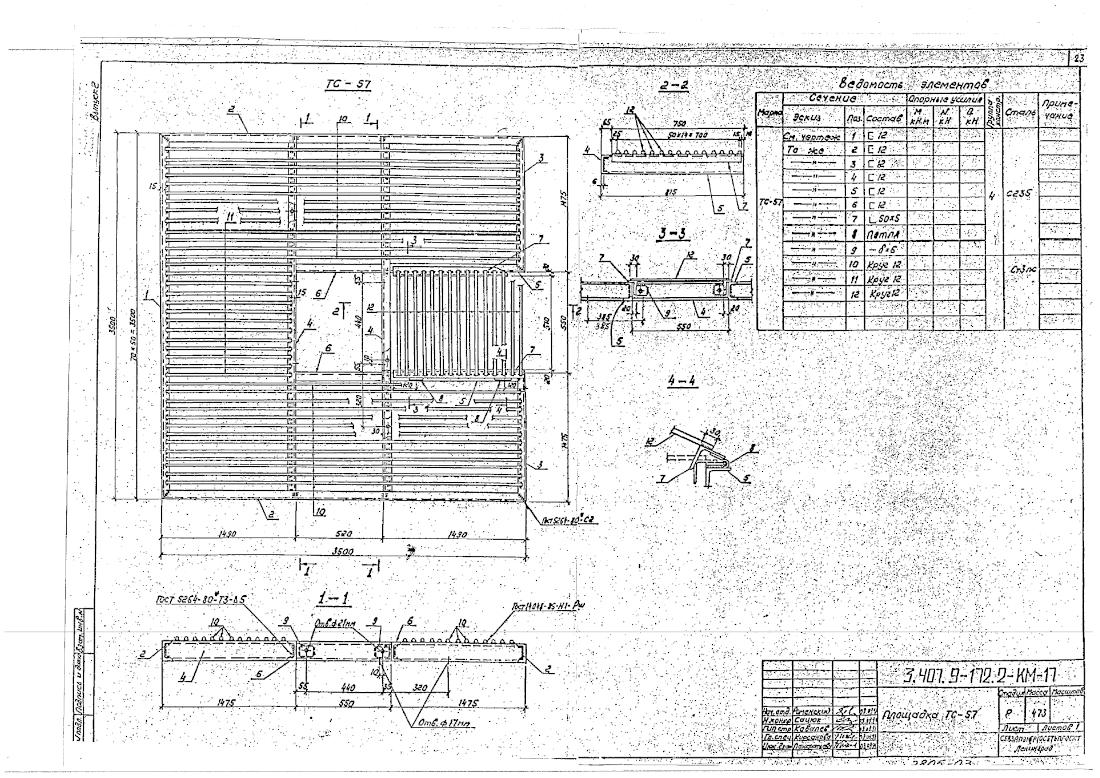 ТС57 (3.407.9-172.2-КМ-17)