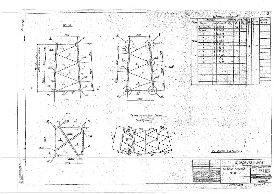 ТС36 (3.407.9-172.2-КМ-3)